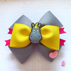 Buttercup Toy Story Inspired Hair Bow