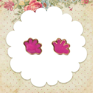 Pink Hands Earrings, Jewelry, sweetbiie