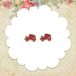 Classic Car Earrings