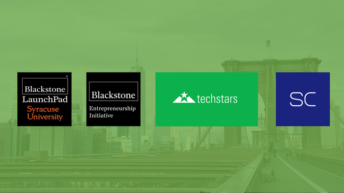 SparkCharge Wins Grand Prize at Blackstone - Techstars  Pitch Event