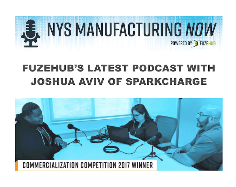 SparkCharge CEO Talks to FuzeHub About Company Growth and Gives Advice to Future Entrepreneurs