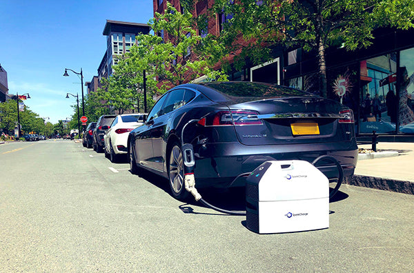 SparkCharge: Portable EV Charger