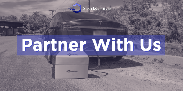 Partner With SparkCharge