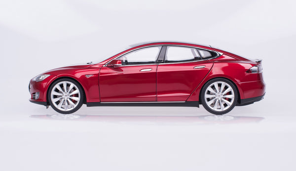 Tesla Model S | The Machine Photography