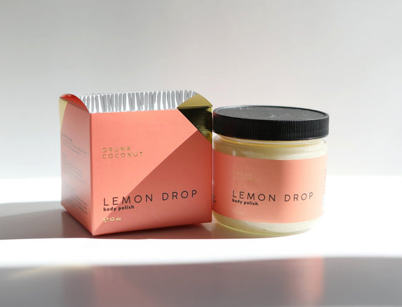 Lemon Drop Body Polish