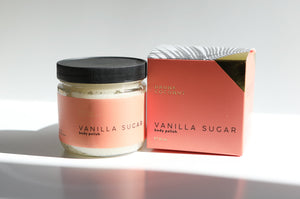 Vanilla Sugar Body Polish