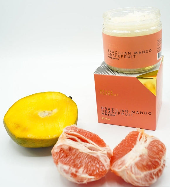Brazillian Mango + Grapefruit Body Polish