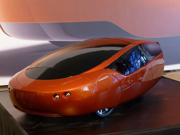3D printed car Urbee