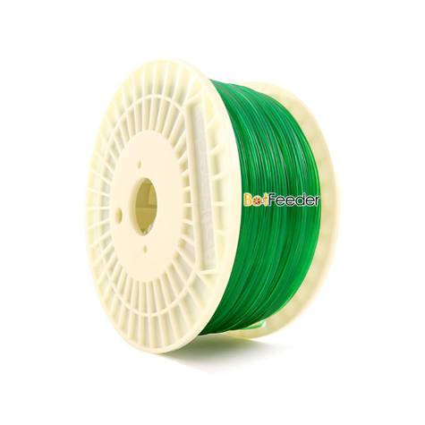 1kg PLA Filament 1.75mm – Transparent Green