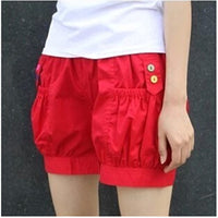 Womens Bloomer Shorts 5 Colours
