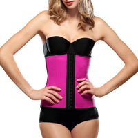 Hot Body Shaper Women Underbust Rubber Waist Corset Women Waist Cincher Shapewear