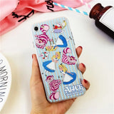 Alice Phone Cases for iPhone 7 7 Plus 6S 6