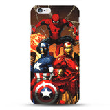 Hard Case Cover for iPhone 6 6S 10 Designs