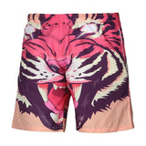 Men's Tiger Quick Dry Board Shorts