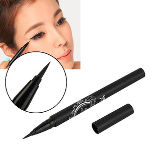 Super Fine Sponge Head Liquid Eyeliner Pen Long Lasting Eyeliner