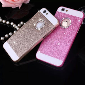 Glitter Sparkle Phone case for iphone 5 5s SE