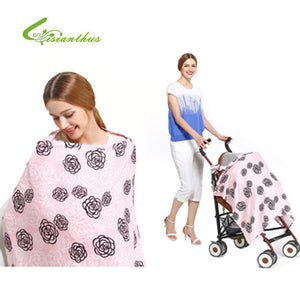 11 Colors Breast Feeding Covers Breathable
