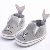 Shark Soft Sole Anti-slip Sneakers
