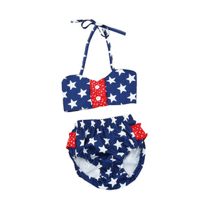 2PCS Girls Swimsuit