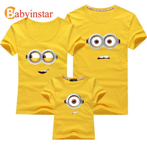 Family Matching Minions Shirt
