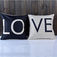 LOVE Cushion Cover 45*45