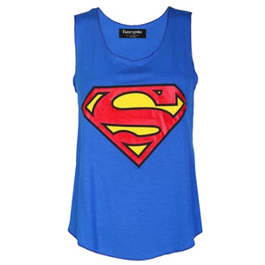 Superhero Tank Top