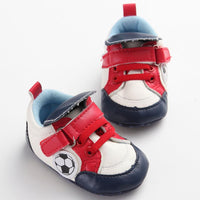 Baby Boy Soft Sole Crib Infant Footwear