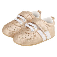First Walker Baby Shoes Soft Sole Crib Sneaker Prewalker