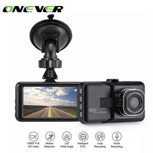 DVR Dash Cam Video Recorder HDMI HD 1080P Night Vision Motion Detection Loop Recording