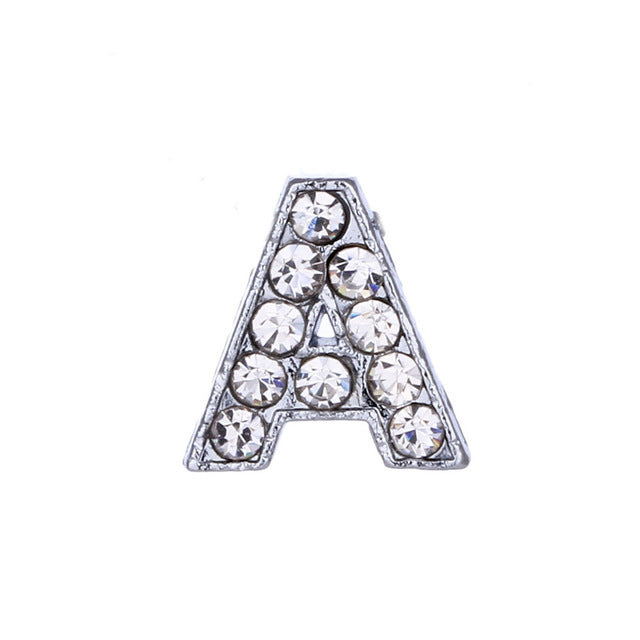 Floating Charm Letters For Memory Locket LETTERS A-M