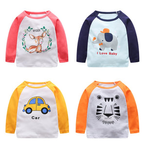 Boys/Girls Cartoon Shirt 17 Designs