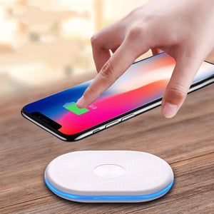 Wireless Portable Ultra Thin Charging Pad