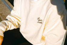 Signature Sweatshirt - Natural