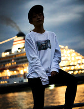 Cotton Long Sleeve - White