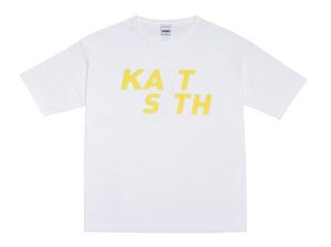 S/S Box Tee Yellow