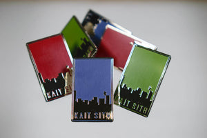Kait Sith Essential Autumn Pin