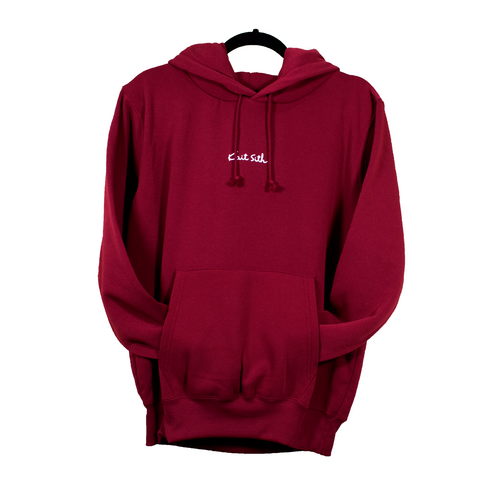 Kait Sith Logo Hoodie Red