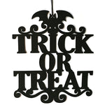 Trick Or Treat Wall Door Decoration