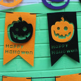 Happy Halloween Party Banners