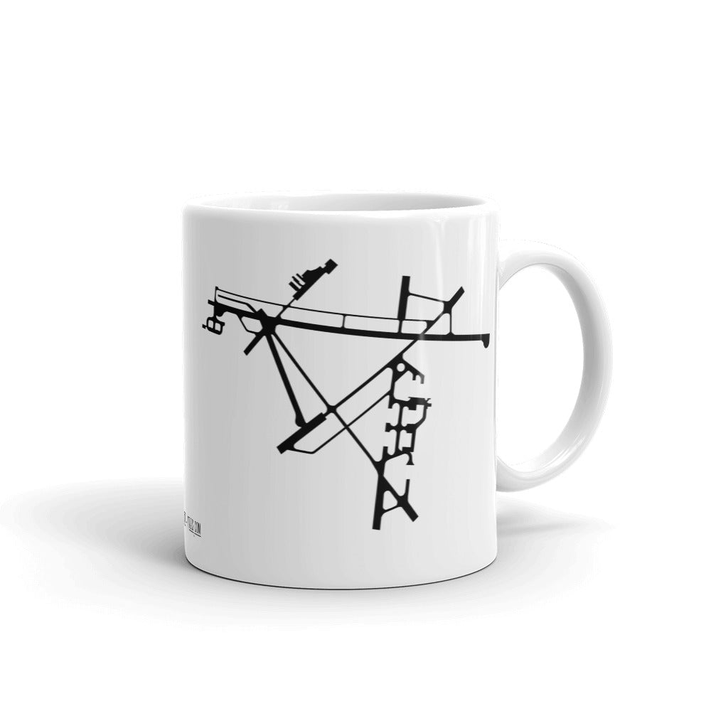 KLCQ / LCQ - Lake City Gateway - Mug