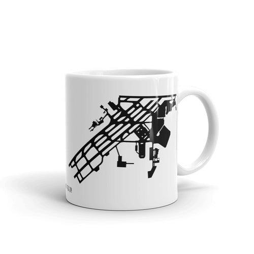 KCLE / CLE - Cleveland-Hopkins International - Mug