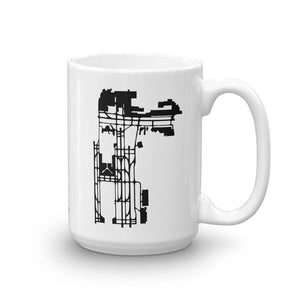 KMEM / MEM - Memphis International - Mug