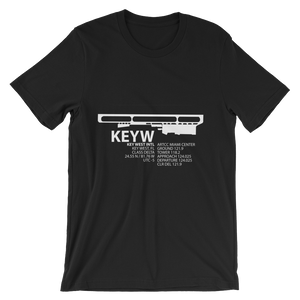 KEYW / EYW - Key West International - Unisex short sleeve t-shirt