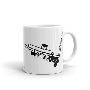 KMSY / MSY - Louis Armstrong New Orleans International - Mug