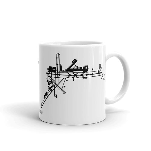 KABQ / ABQ - Albuquerque International - Mug