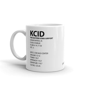 KCID / CID - Eastern Iowa - Mug