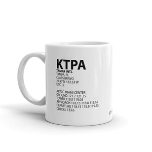 KTPA / TPA - Tampa International - Mug