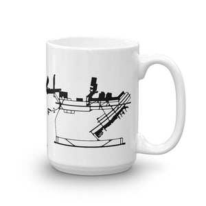 PHNL / HNL - Daniel K. Inouye International - Mug