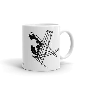KBOS / BOS - Boston-Logan International - Mug