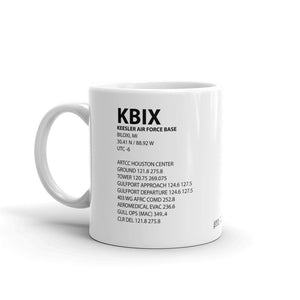 KBIX / BIX - Keesler Air Force Base - Mug